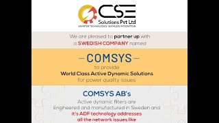 We are excited to announce our partnership with COMSYS, a Swedish company.