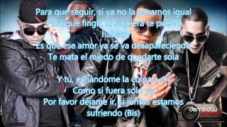 Te deseo lo mejor (Letra), Divino Feat Baby Rasta