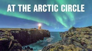 The Arctic Circle, Iceland