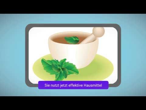 Ausübung von Osteochondrose Video