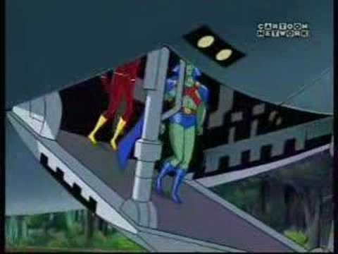 JL: Flash and Themyscira