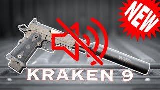 CGS Group Kraken 9 - Best 9mm suppressor to date?
