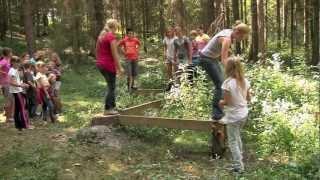 preview picture of video 'Reiterferien am Islandpferdehof Rapoldi in Leibsdorf (Kärnten)'