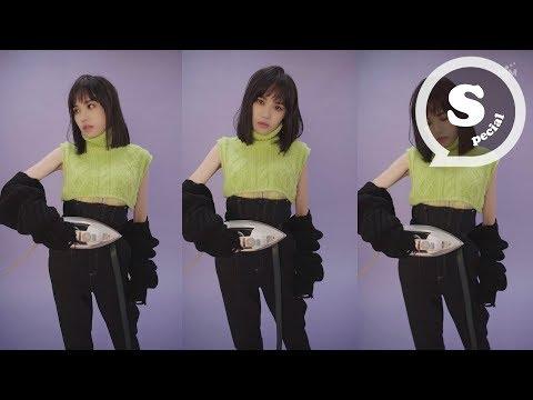 文慧如xSydney&ZenYunZon專輯封面拍攝花絮