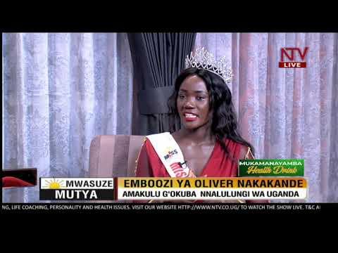 Mwasuze Mutya: Emboozi ya nnalulungi Oliver Nakakande