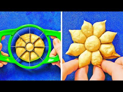 טריקים וטיפים קלים להכנת עוגיות במראה בלתי נשכח