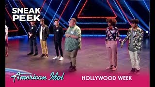 Sneak Peek: Some DRAMATIC Moments At Hollywood Week On American Idol | American Idol 2018 - Video Youtube