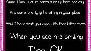 Olly Murs - I'm OK (With Lyrics)