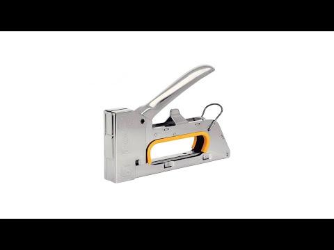 Capsator tacker Rapid PRO R23E, ergonomic, capse 13/4-8 mm, 5 ani garantie, fabricat in Suedia 10600521