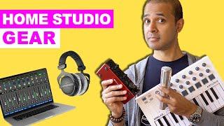 How to build a home studio 2019 - What do you need?