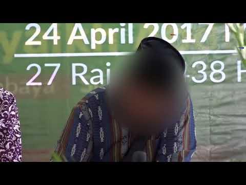 Video INNALILLAHI !!! DETIK-DETIK QORI MENINGGAL SAAT BACA AL-QURAN