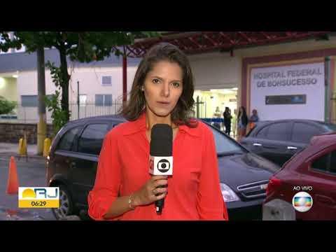 Emergência do Hospital Federal de Bonsucesso pode fechar