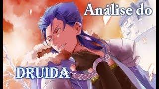 Cu Chulainn  - (Fate/Grand Order) - Análise de Servo - Cu Chulainn Caster
