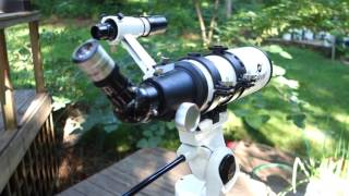 Gskyer 400mm Astronomical  Refracting Telescope REVIEW