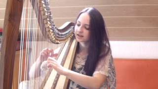 Elsewhere - Edenbridge - Harp and Vocal Cover