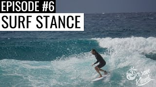 #10 Surfing Beginner – Surf stance