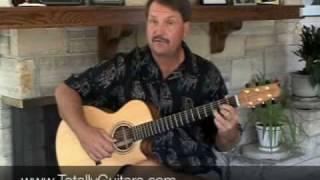 Brain Damage Guitar Lesson - Pink Floyd