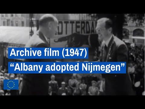 Albany adopteert Nijmegen