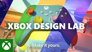 Annuncio Xbox Design Lab