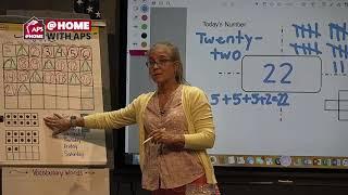 Monday, June 22, 2020 - Kindergarten, 1st, 2nd Grades - Mathematics & Science