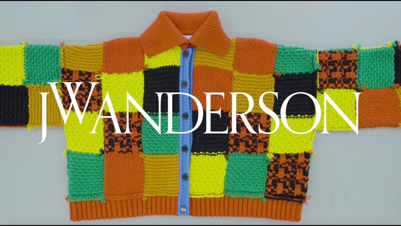 JW Anderson | Official 'Harry Styles' Cardigan Knitting Tutorial