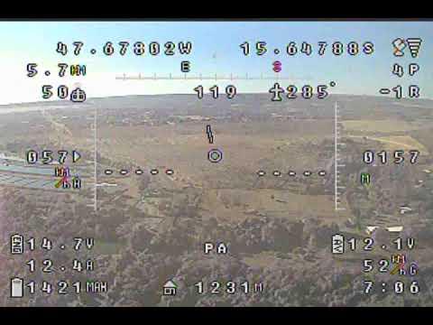 aeromodelo-ranger-ex-fpv-cyclops-tornado-osd