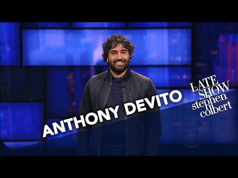 Anthony DeVito Performs Standup
