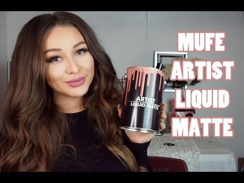 Artist Liquid Matte Lipstick by Make Up For Ever #6