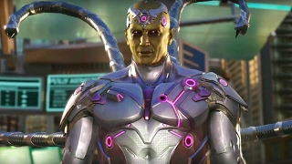 Injustice 2 Official Introducing Brainiac Trailer