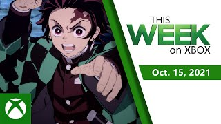 Xbox Great New Releases, Spooky Events, and Updates   This Week anuncio