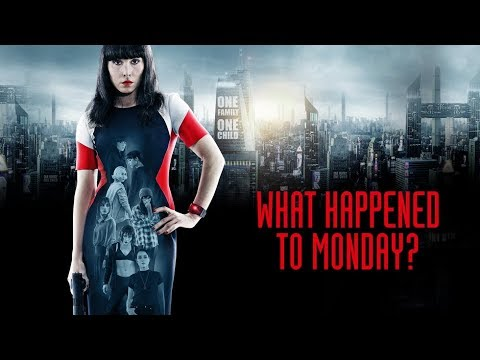 What Happened To Monday - Official Trailer