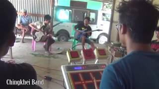 Chamelei | Lao haige lao | Thabal Cover music Chingkhei Band