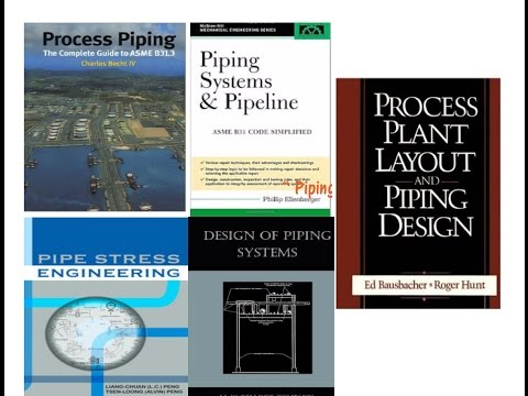 10 Must read books for Piping Engineers & Designers: PART 1 of 2 ...