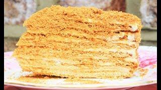 Торт Медовик    Торт на праздник