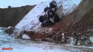 Fail at work: Mining accident - death of super mining trucks !
