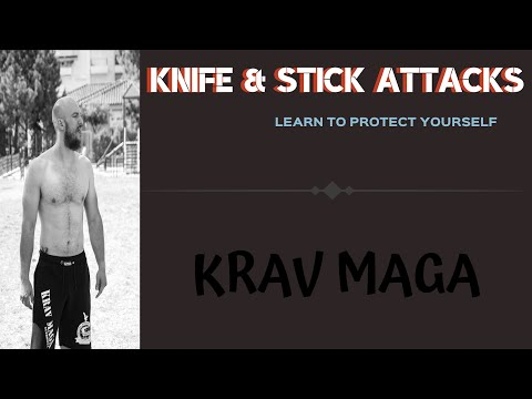 Krav Maga The Complete Knife and Stick Certification Course ...