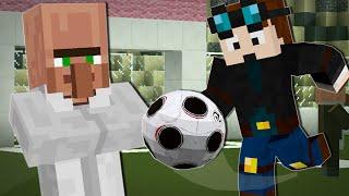 Minecraft | SOCCER CHALLENGE | Mod Minigame