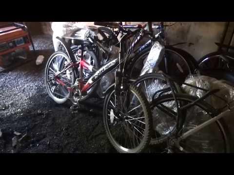 5 лет за кражу велосипеда
