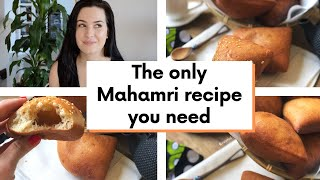The best mahamri (coconut bread) recipe! Great results every-time!
