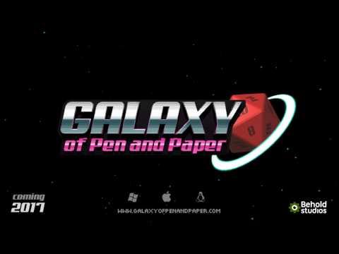 Galaxy of Pen & Paper - Teaser thumbnail