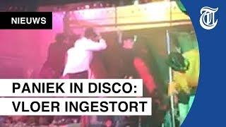 Hier raakt NL'se sporter gewond in nachtclub