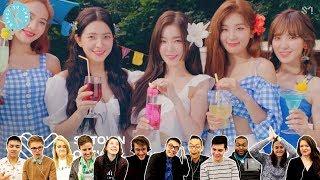 Classical Musicians React: Red Velvet 'Power Up'