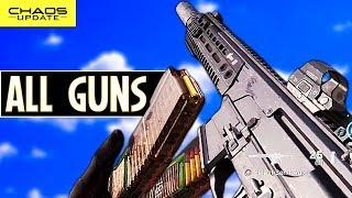 All Guns In Modern Warfare...
