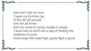 Chuck Ragan - Get Em All Home Lyrics