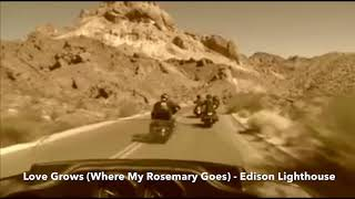 Love Grows (Where My RoseMary Goes) - Edison Lighthouse 1970