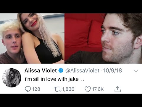 ALISSA VIOLET is LYING TO YOU *proof*