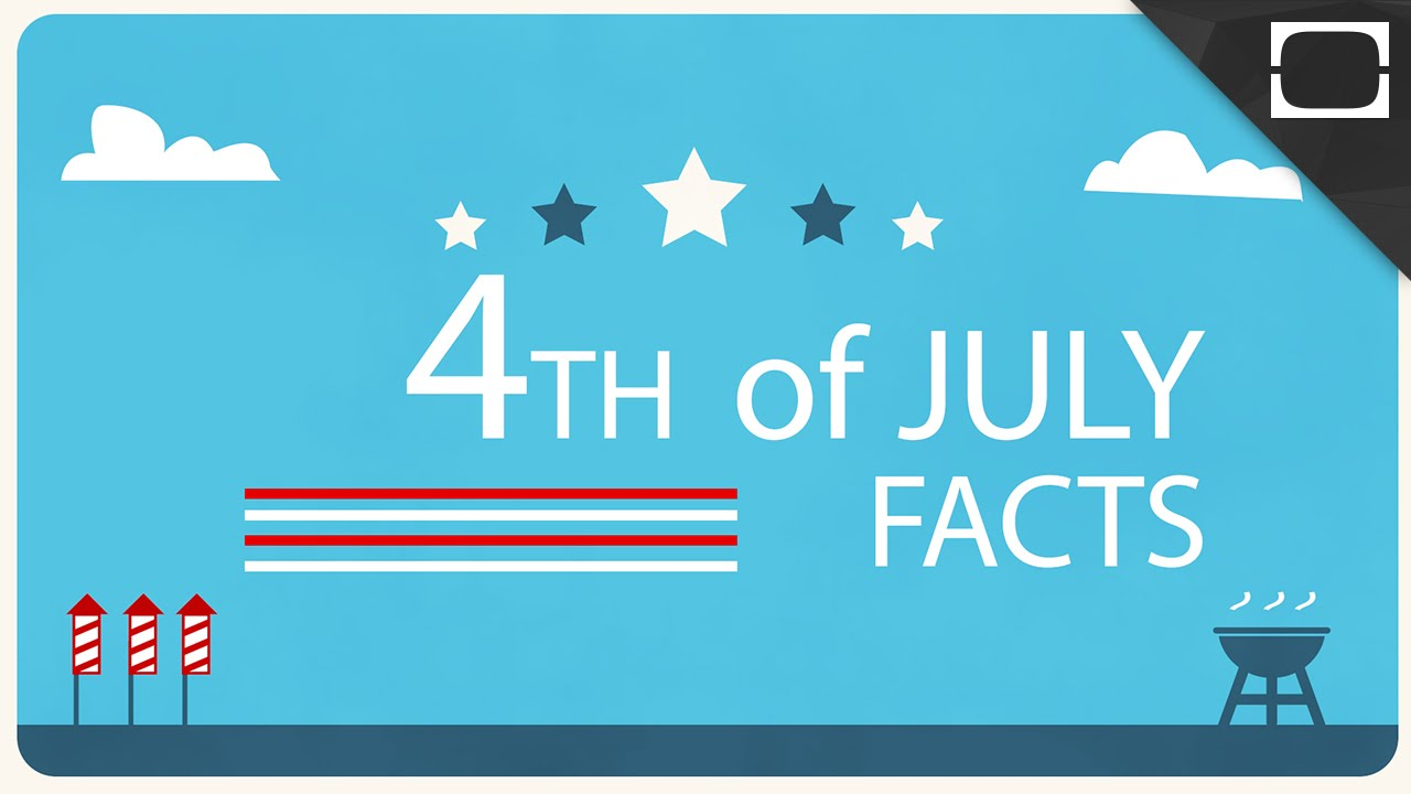 Facts About The 4th Of July! thumbnail
