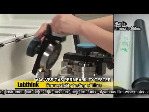 Gas Permeation Analyzer
