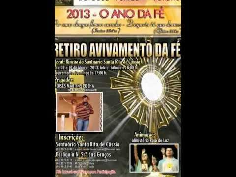 MOISES ROCHA - RETIRO EM BARBOSA FERRAZ - 09 e 10 MARÇO 2013