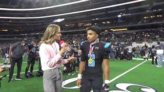 Shadow Creek Wins 2019 5a Division I State Championship Over Denton Ryan 28-22